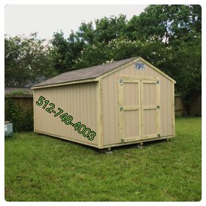 Storage Sheds for Sale 10x16x8 for Sale in Austin, TX