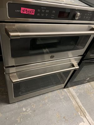 "Ge 30"" microwave oven combo for Sale in Loma Linda, CA"