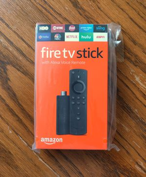 Fire TV Stick - new & unopened for Sale in Duluth, GA