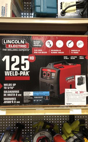 Lincoln welder for Sale in East Bridgewater, MA