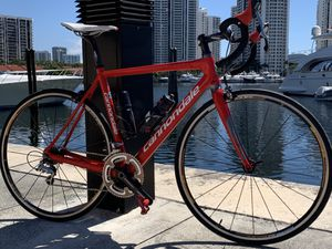 Cannondale Carbon Dura Ace Racing Road Bike for Sale in North Miami Beach, FL