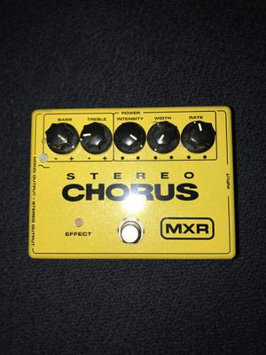 MXR Stereo Chorus for Sale in Los Angeles, CA