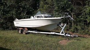 22 ft Galaxy boat for sale for Sale in Madison Heights, VA