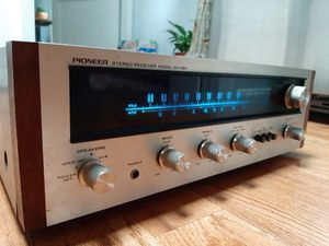 Vintage Pioneer SX-424 Wood Grain Stereo Receiver for Sale in West Springfield, VA