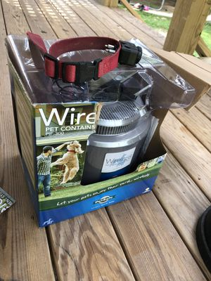 Wireless dog electric collar for Sale in Wendell, NC