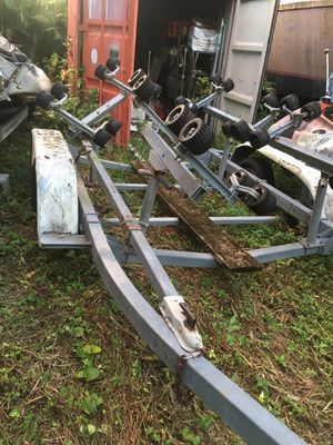 Up to 30 feet sailboat trailer for Sale in Miami, FL