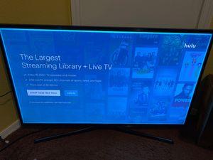 40 inch Samsung 4K Smart TV for Sale in Phoenix, AZ