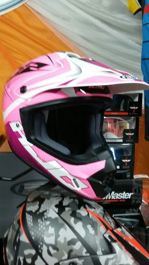 Women Motocross off-road helmet size small brand new in a box for Sale in Los Angeles, CA