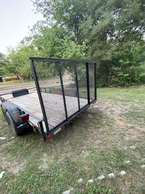 Heavy-duty trailer for Sale in Houston, TX