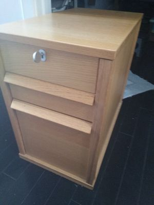 File cabinet, side table, printer stand for Sale in Washington, DC