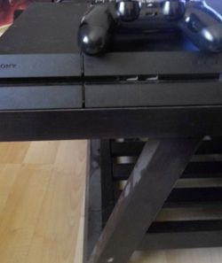Ps4 With Scuff controller and 22 Games To normal controllers and the charging stand for Sale in San Angelo,  TX