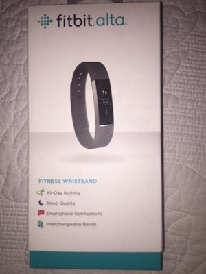 Fitbit Alta black for Sale in Los Angeles, CA