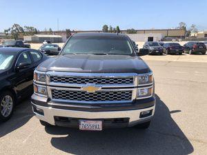 2014 Chevrolet Silverado LT 4x4 for Sale in San Diego, CA