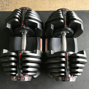 Bowflex Dumbbell set 1090 for Sale in Westminster, CA