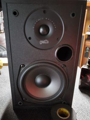 Polk audio speakers for Sale in Poulsbo, WA