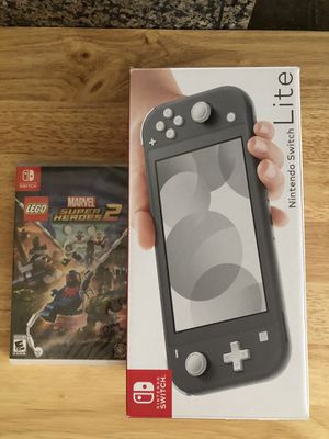 Brand new Nintendo Switch Lite and game for Sale in San Jose, CA