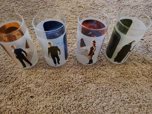 Star Trek collectable glasses for Sale in Bremerton, WA