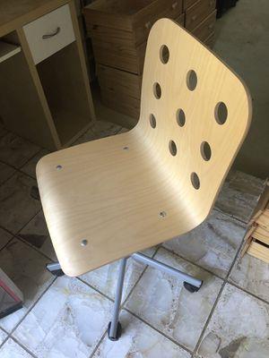 Pine Desk Chair for Sale in Pleasanton, CA