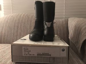 BMW Motörhead Motorcycle Boots Allround. New. Never worn Size 44 for Sale in Smithfield, NC
