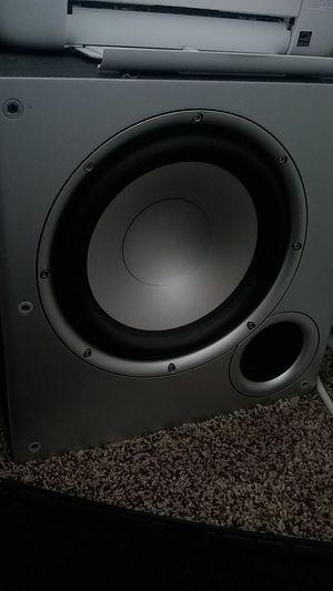 "10"" Polk Audio for Sale in Round Rock, TX"