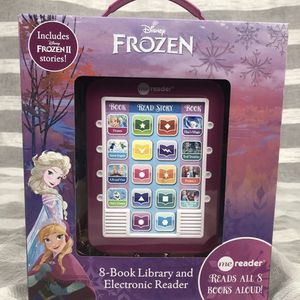 Disney Frozen 2 Book Library And Electronic Reader for Sale in Hollywood, FL