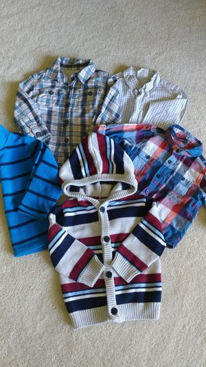Baby boy's Fall/Winter clothing lot 18-24 months for Sale in Pittsburgh, PA