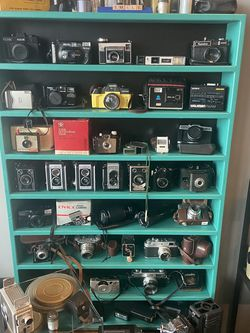 Vintage Photography Cameras And Equipment for Sale in Tampa,  FL