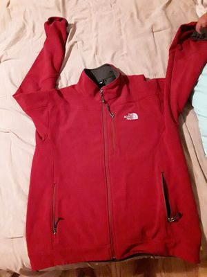 Mens XL deep red light weight northface jacket. for Sale in Frederick, MD