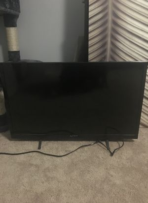 """32"""" flat screen with built in DVD player for Sale in Hillsboro, OR"""