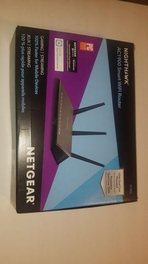Nighthawk AC1900 smart wifi router for Sale in Yuma, AZ