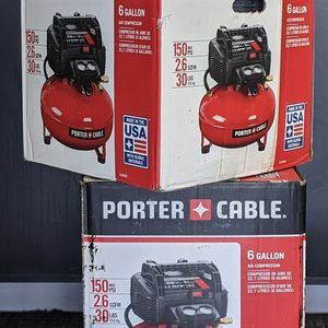Porter Cable C2002 Pancake Compressor for Sale in Fort Lauderdale, FL