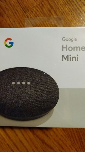 Brand New Sealed in the box Google Home Mini for Sale in Winter Springs, FL