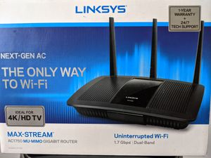 Linksys router AC1750 for sale for Sale in Columbus, OH