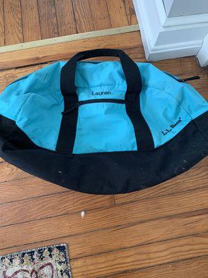L.L. Bean blue bag for Sale in Columbus, OH