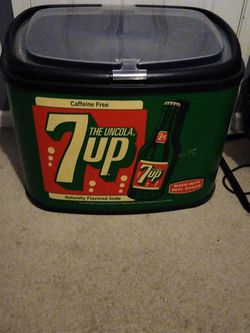 2 Foot By 2 Foot 7 Up Cooler for Sale in Indianapolis,  IN