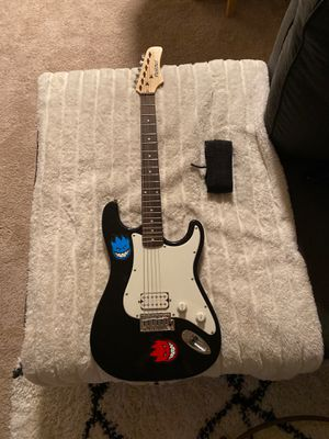 First Act Electric Guitar With strap for Guitar, and Guitar Bag for Sale in Sunnyvale, CA