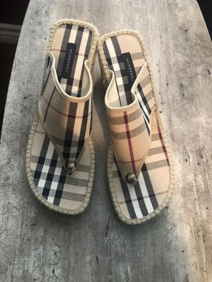 Vintage Burberry Sandals for Sale in Perris, CA