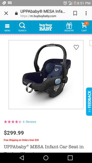 Like new baby car seat for Sale in Columbus, OH