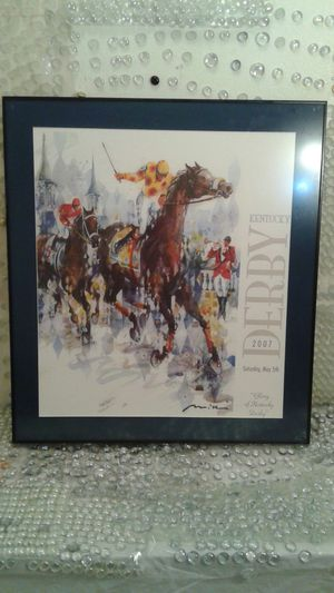 Gorgeous race pic for Sale in North Las Vegas, NV