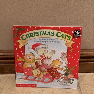 Christmas cats Book for Sale in Middletown, NJ