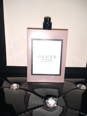 Gucci Bloom Gocce Di Fiori 3.4 for Sale in Houston, TX