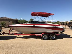 2002 crownline 202BR for Sale in Wittmann, AZ