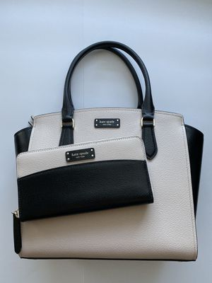 Kate Spade Satchel and Wallet Set (NWT) for Sale in San Antonio, TX