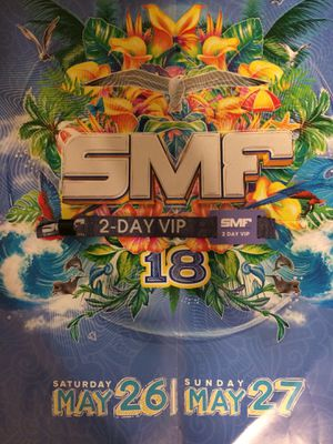 SMF VIP TICKET $230 for Sale in Tallahassee, FL