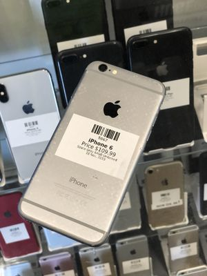 Space Grey IPhone 6 64GB (CARRIER UNLOCKED) for Sale in Rancho Cordova, CA