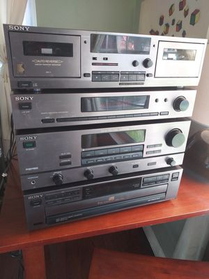 Sony Stereo System for Sale in Pomona, CA