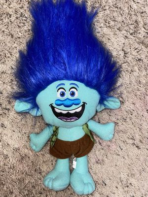 "Trolls ""Branch"" Plush for Sale in New Lenox, IL"