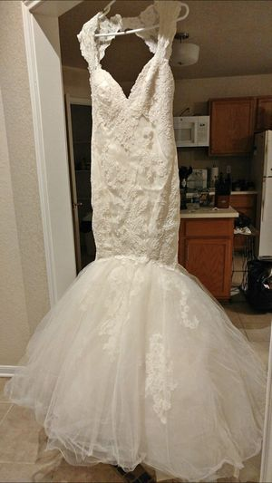 Wedding dress for Sale in Killeen, TX