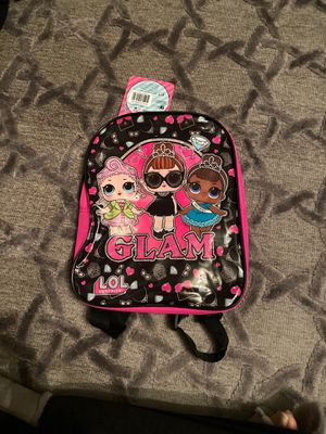 Lol Dolls mini backpack for Sale in Algonquin, IL