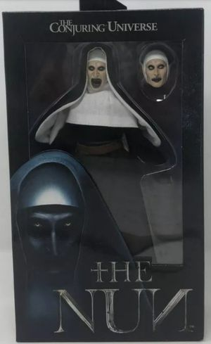 Neca The Conjuring Universe The Nun Collectible Action Figure Toy for Sale in Chicago, IL